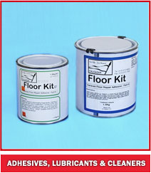 Adhesives, Lubricants & Cleaners