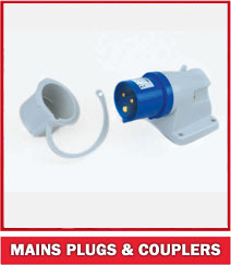 Mains Plugs & Couplers